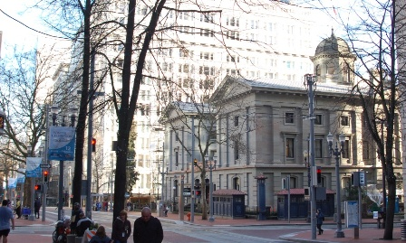 Pioneer Square Court House